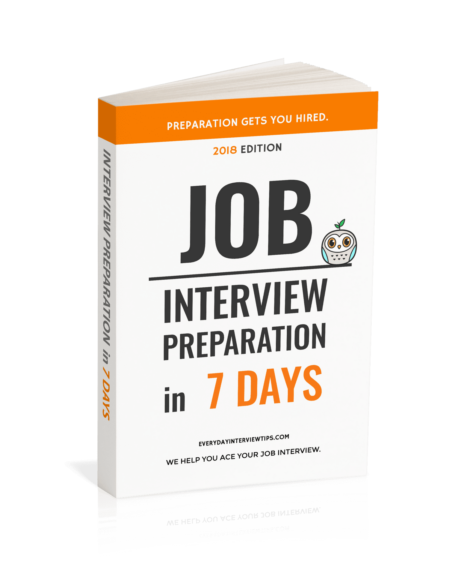 job interview preparation in 7 days